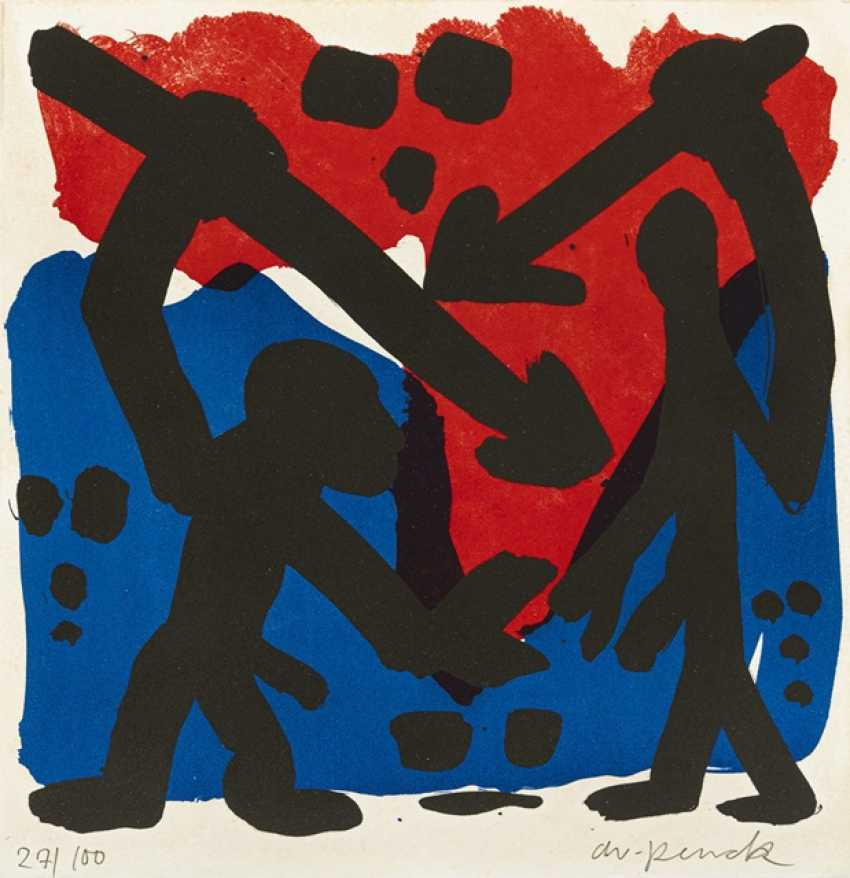 Penck, A.R., d.i. Ralf Winkler - photo 2