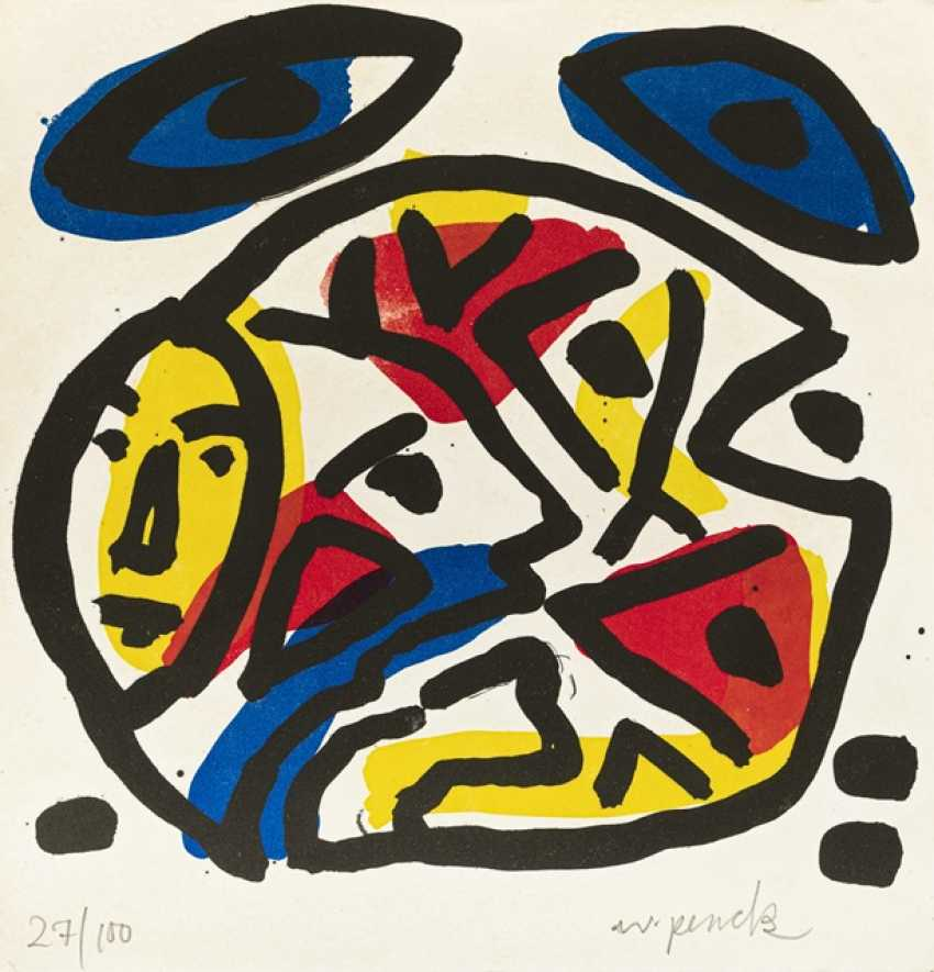 Penck, A.R., d.i. Ralf Winkler - photo 3