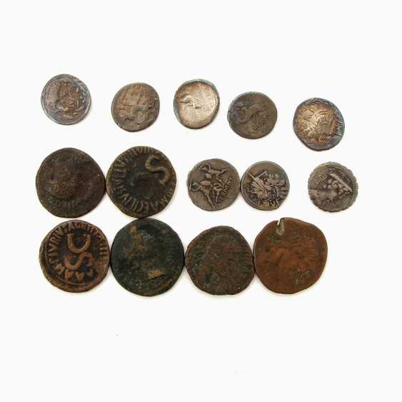 Beautiful collection of Ancient mainly Roman Republic - - photo 1