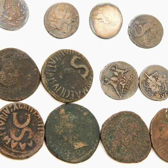 Beautiful collection of Ancient mainly Roman Republic - - photo 2