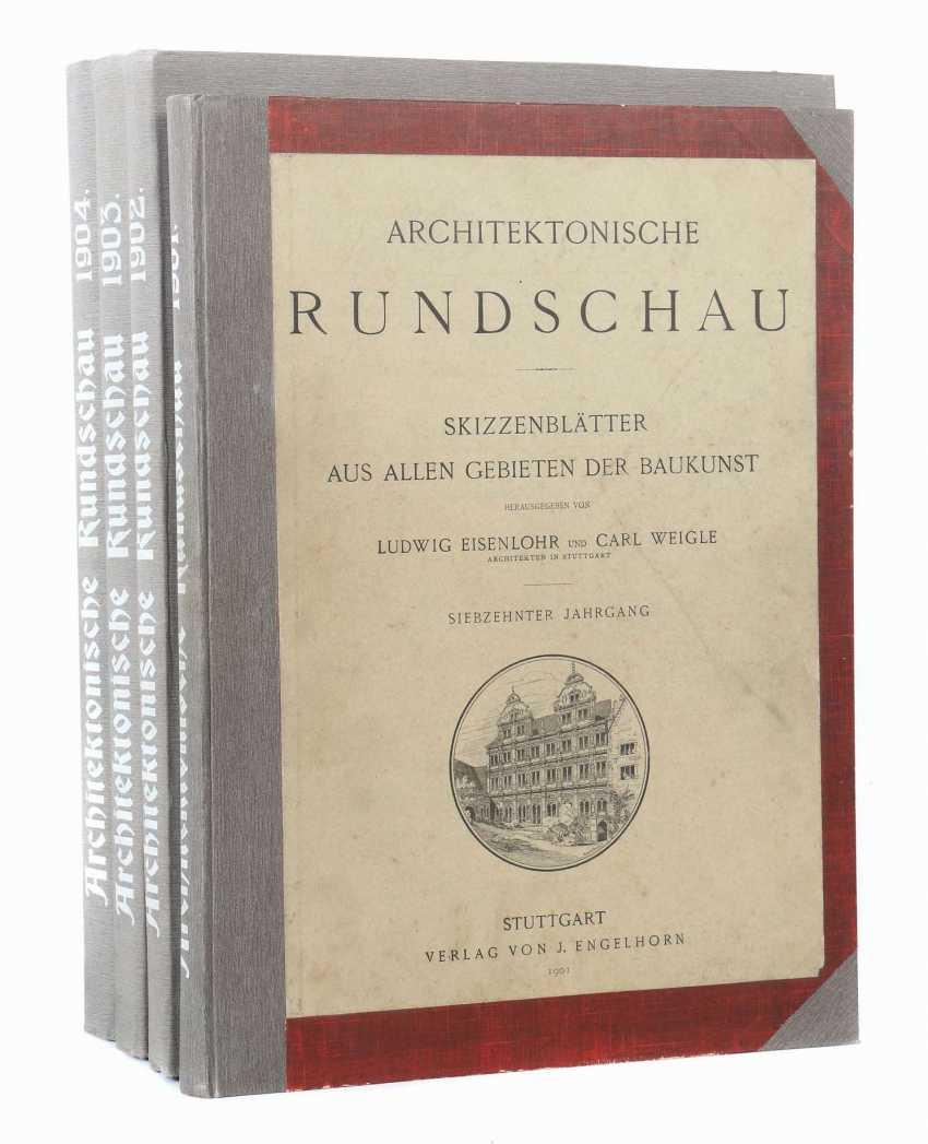 Feuilles d'esquisse d'examen architectural de tous les domaines de l'architecture - photo 1