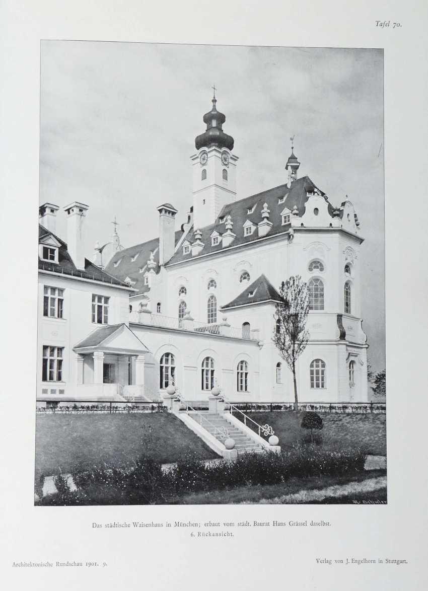 Feuilles d'esquisse d'examen architectural de tous les domaines de l'architecture - photo 6