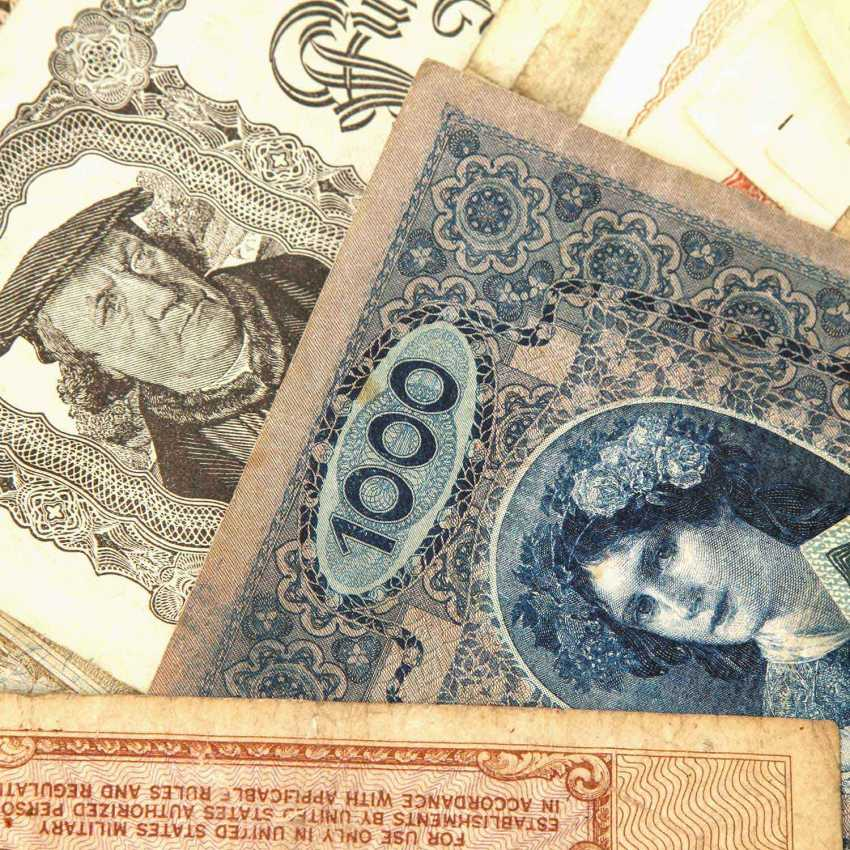 Collection of coins and banknotes All the world, - photo 2