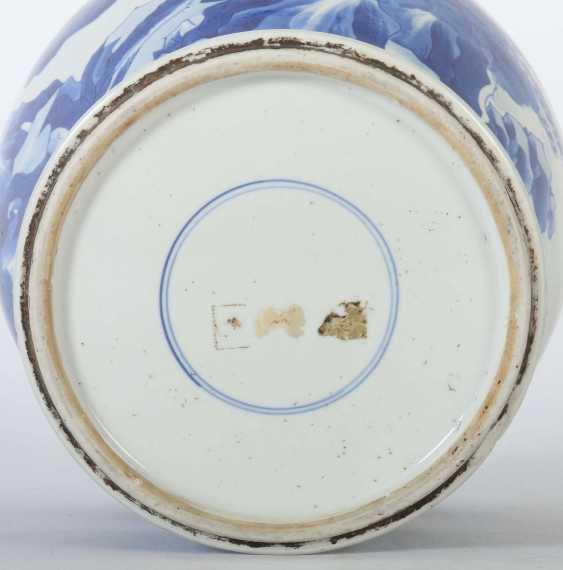 Lid vase China - photo 4
