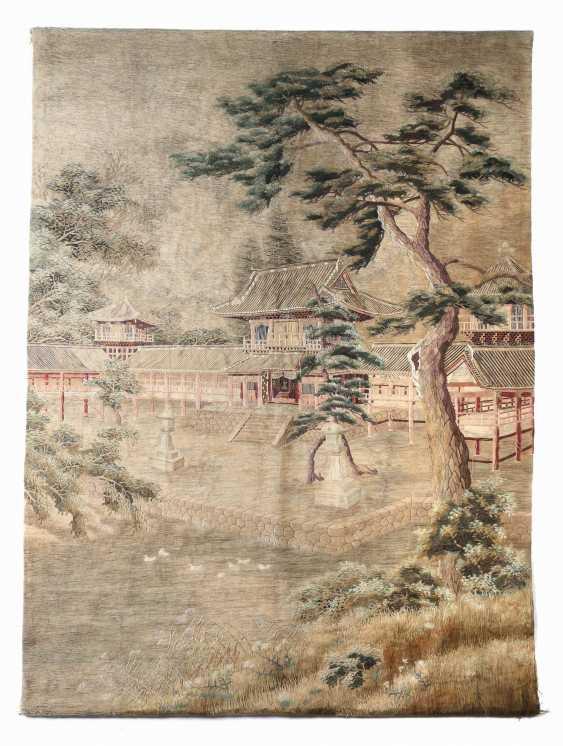 Wandbehang wohl Japan/Korea - Foto 1