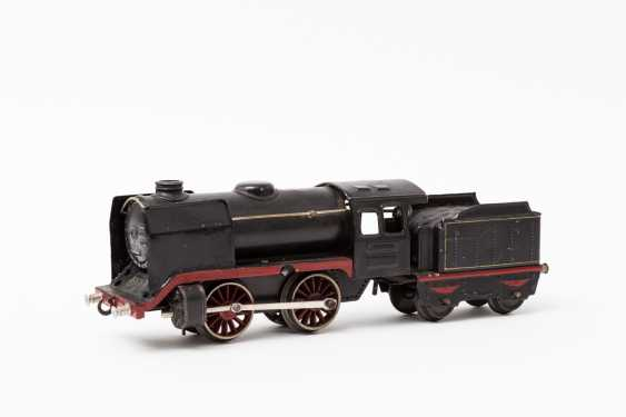 MARKLIN clockwork steam locomotive R 900, track 0, 1938-1940, - photo 2