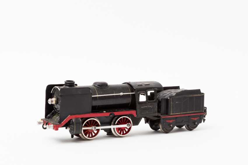 MARKLIN clockwork steam locomotive R 900 B, track 0, 1938-1940, - photo 2