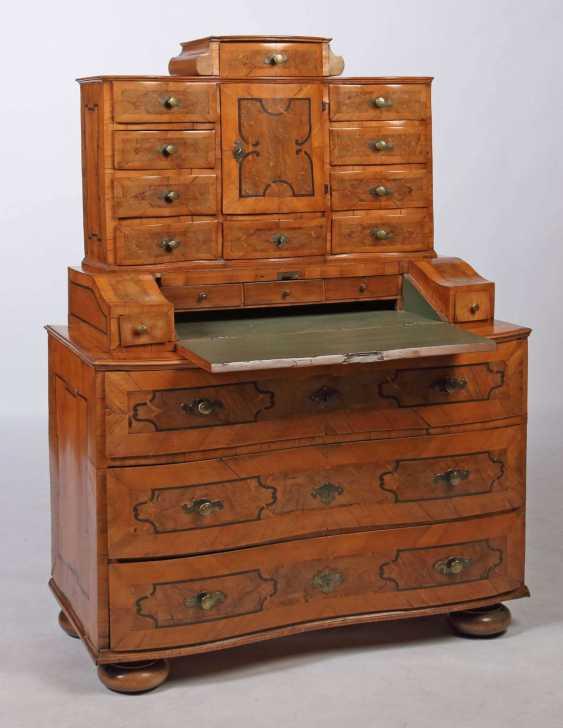Tabernacle attachment secretary at the end of the 18th century - photo 2