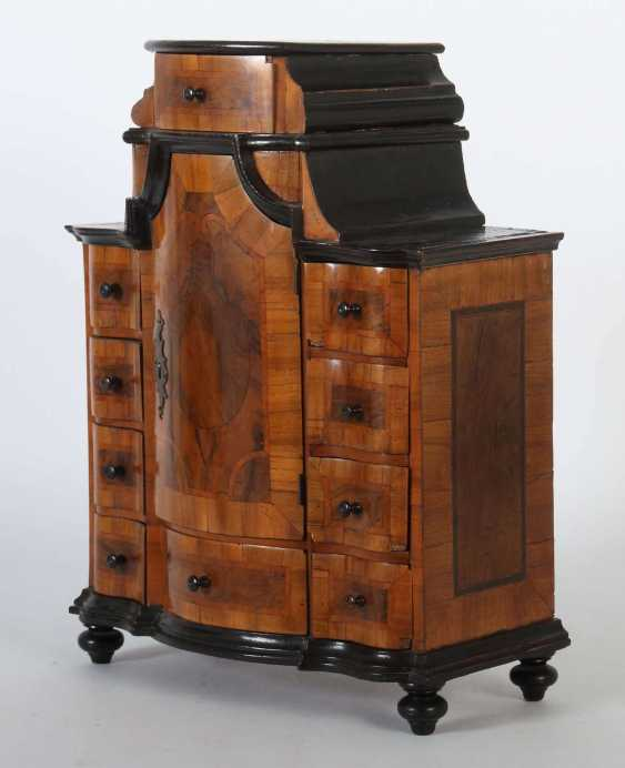 Small tabernacle cabinet, 18th century - photo 2