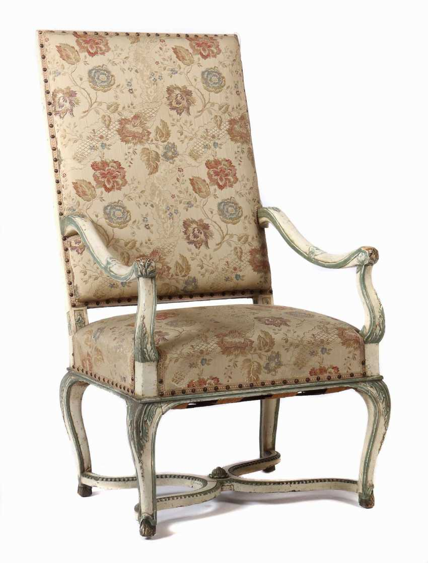 Baroque armchair 18th century - photo 1