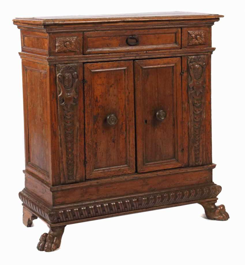 Half cupboard in the Renaissance style Italy - photo 1