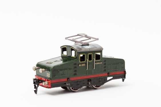 MÄRKLIN clockwork-E-Lok RV 890, track 0, 1932-1953, - photo 2