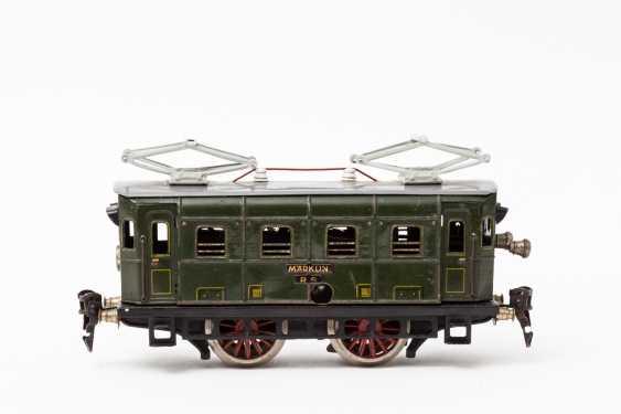 MÄRKLIN clockwork-E-Lok RS 900, on track 0, 1933-1940, - photo 1