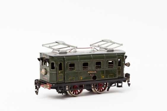 MÄRKLIN clockwork-E-Lok RS 900, on track 0, 1933-1940, - photo 2