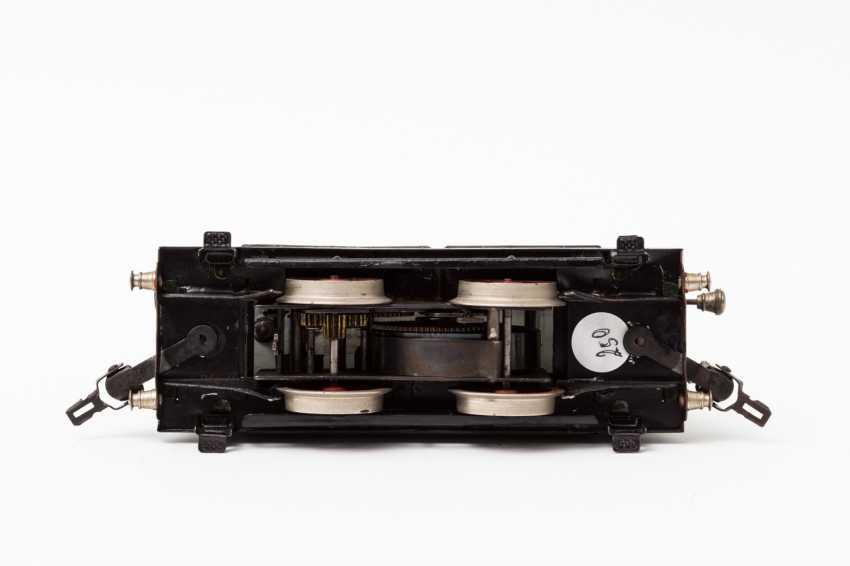 MÄRKLIN clockwork-E-Lok RS 900, on track 0, 1933-1940, - photo 3