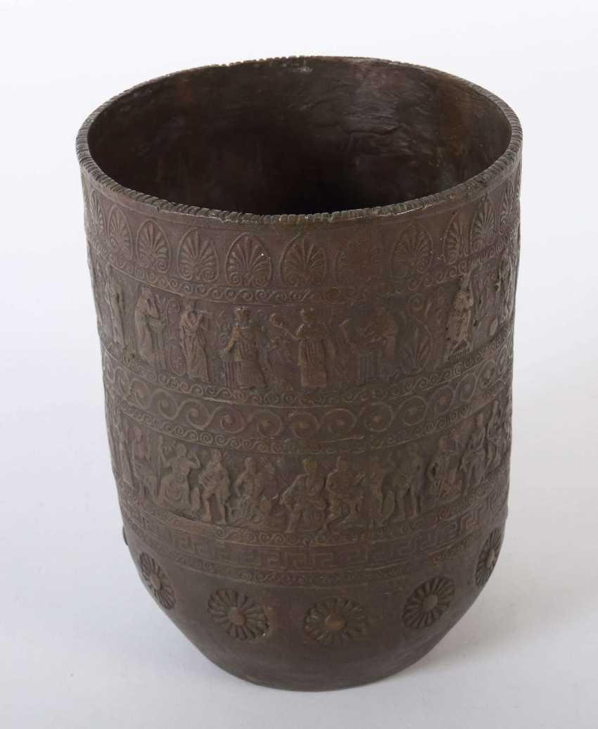 Cachepot probably 19th century - photo 2