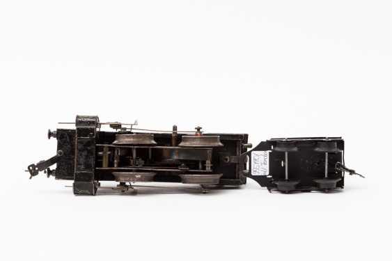 KARL BUB clockwork steam locomotive, gauge 0, - photo 3