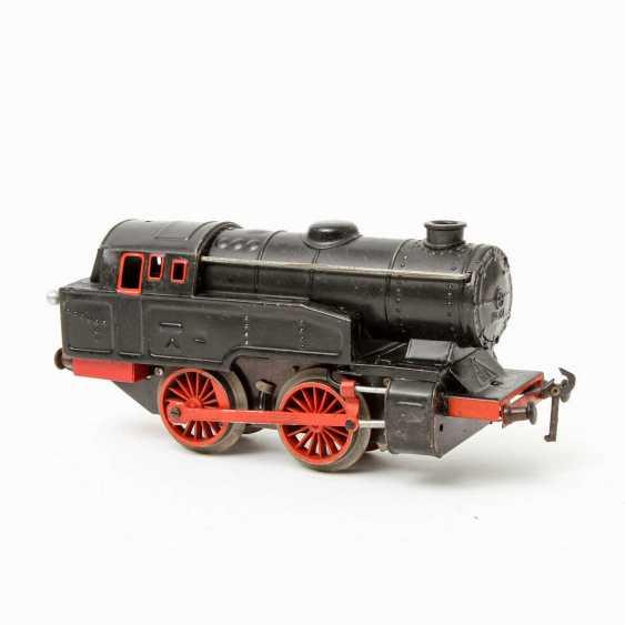 FLEISCHMANN passenger train, on track 0, - photo 2