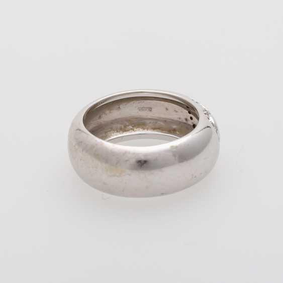 Ladies ring with brilliants - photo 4
