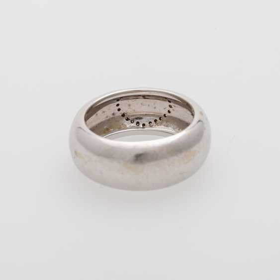Ladies ring with brilliants - photo 5