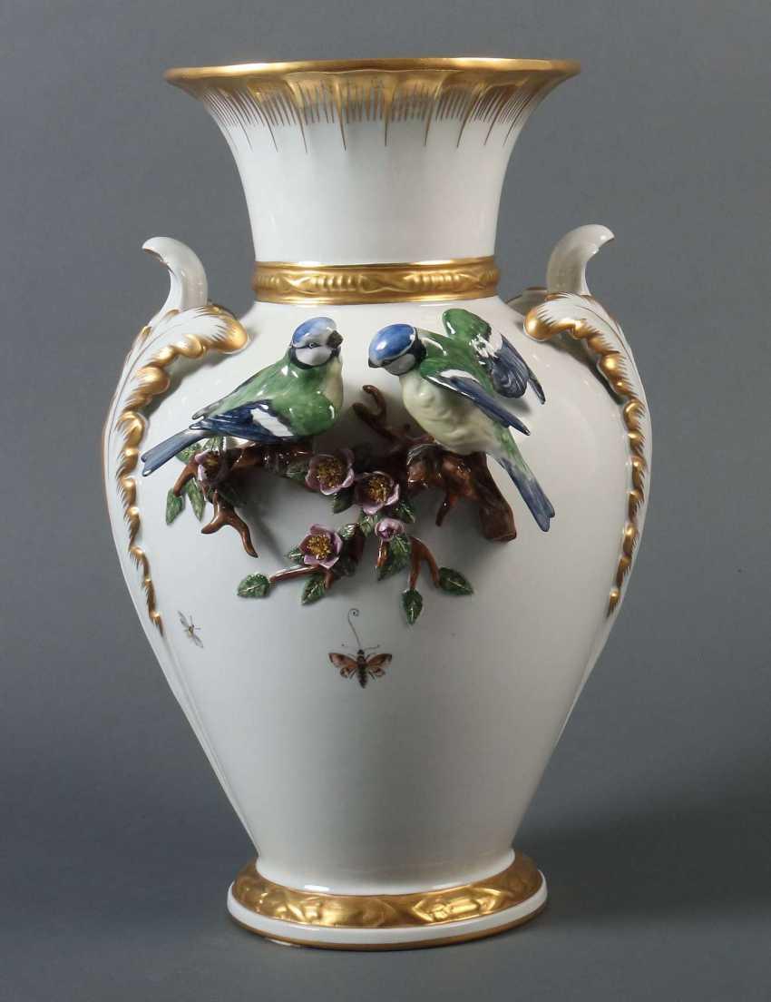 Vase Unterweissbach - photo 1