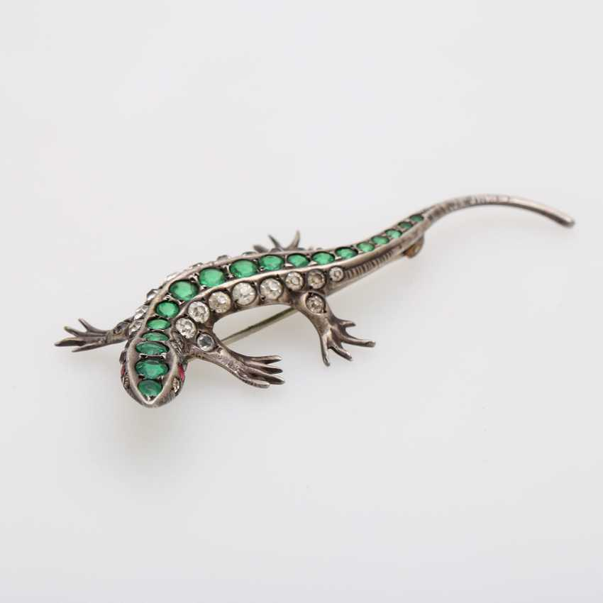 "Brooch ""Lizard"" - photo 3"