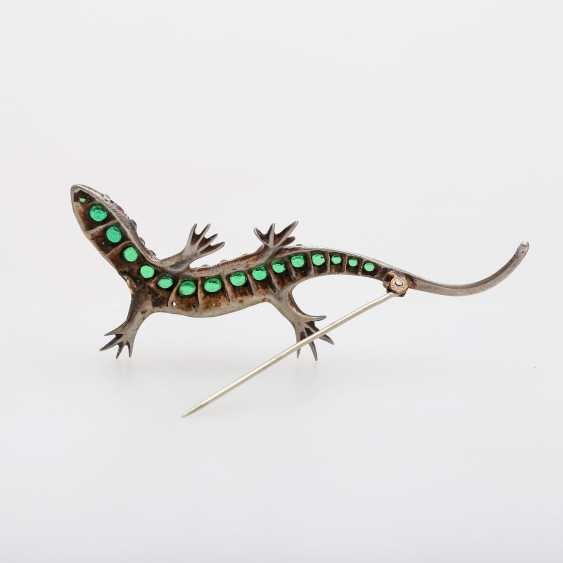 "Brooch ""Lizard"" - photo 5"