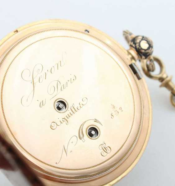 Damentaschenuhr Mitte 19. Jahrhundert - photo 5