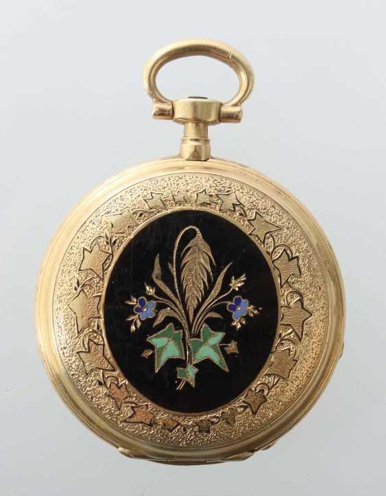 Damentaschenuhr um 1900 - photo 2