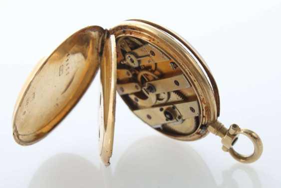 Damentaschenuhr um 1900 - photo 3