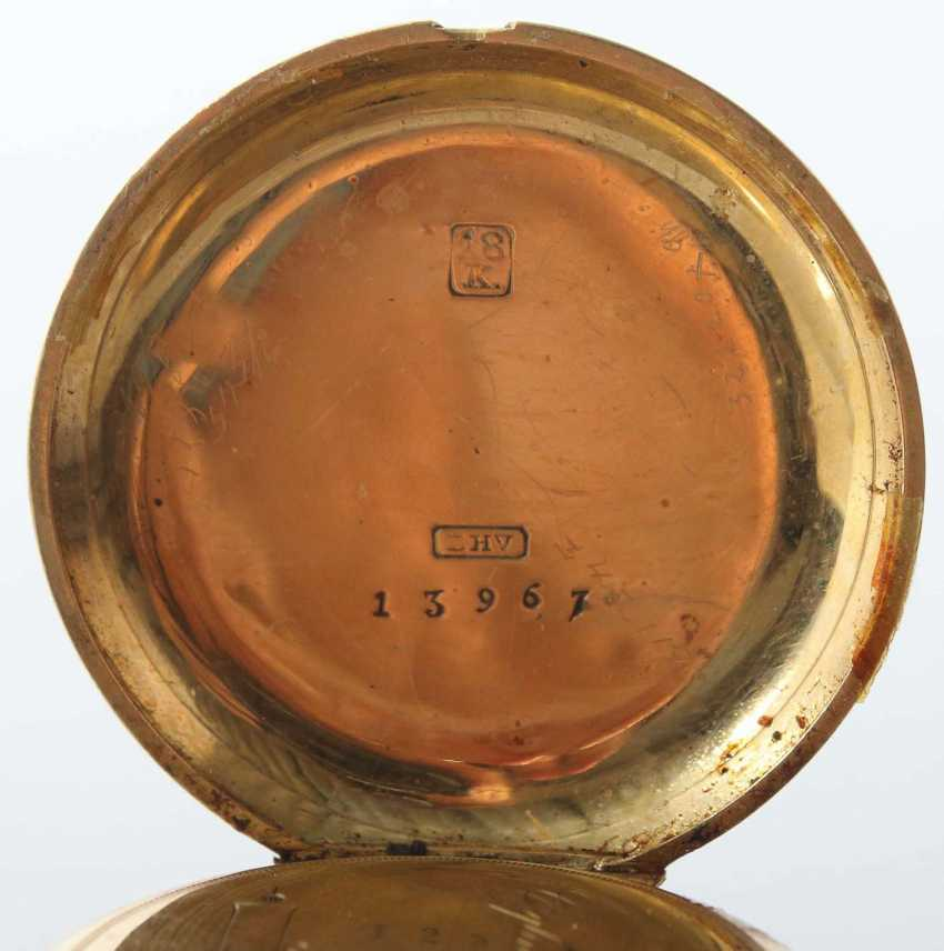 Damentaschenuhr um 1900 - photo 4