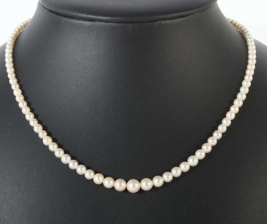 Perlenkette 20. Jahrhundert - photo 1