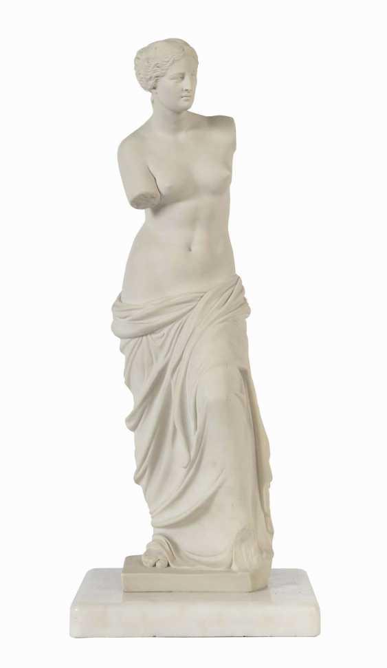 Bildhauer des 19./20. Jahrhundert ''Venus von Milo'' - photo 1