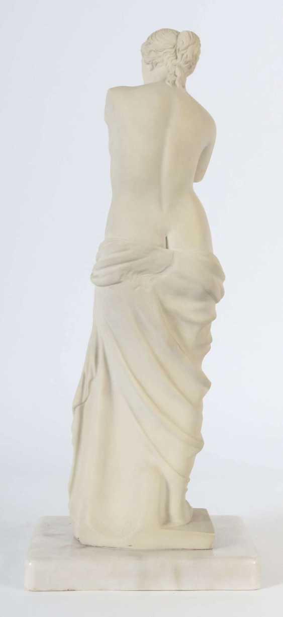 Bildhauer des 19./20. Jahrhundert ''Venus von Milo'' - photo 4