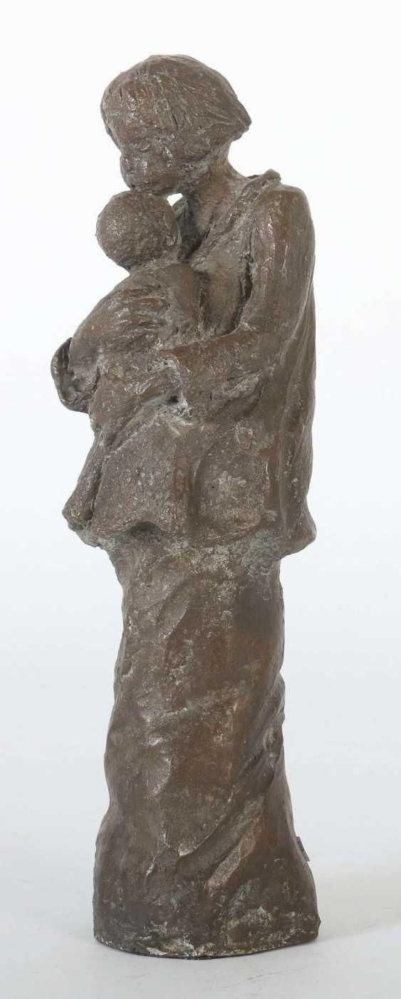 Bildhauer des 20. Jahrhundert ''Mutterliebe'' - photo 2