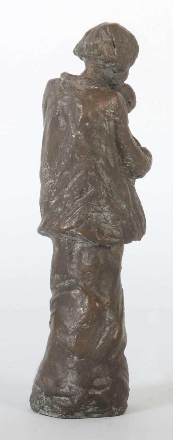 Bildhauer des 20. Jahrhundert ''Mutterliebe'' - photo 3