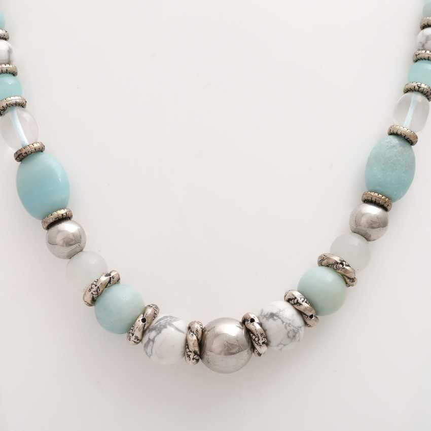 Vintage 2 Stone Chains: 1 Turquoise Chain - photo 3