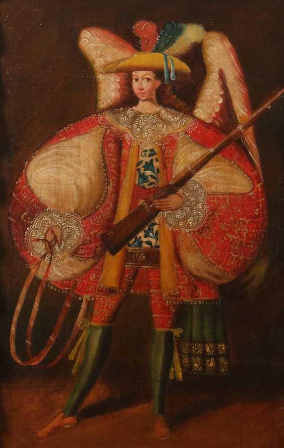 Sakralmaler des 18./19. Jahrhundert wohl Spanien - photo 1