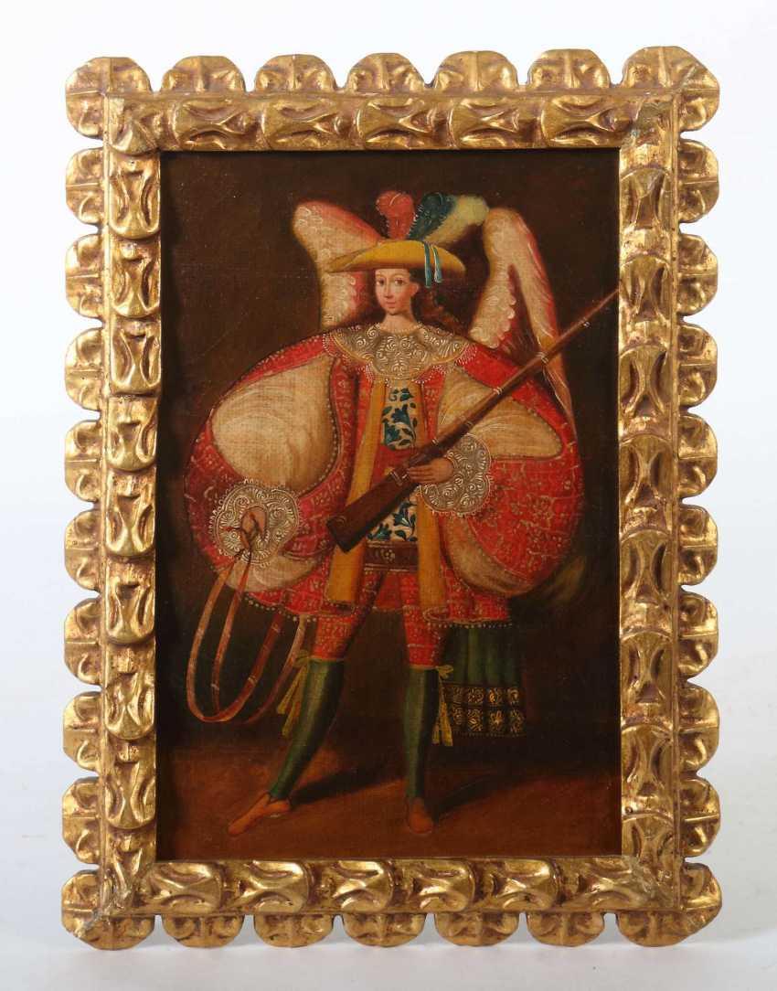 Sakralmaler des 18./19. Jahrhundert wohl Spanien - photo 2