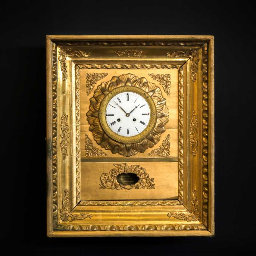 BIEDERMEIER RAHMENUHR - photo 1