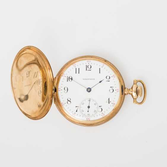 WALTHAM pocket watch, Savonette, CA. 1910 / 15, - photo 1