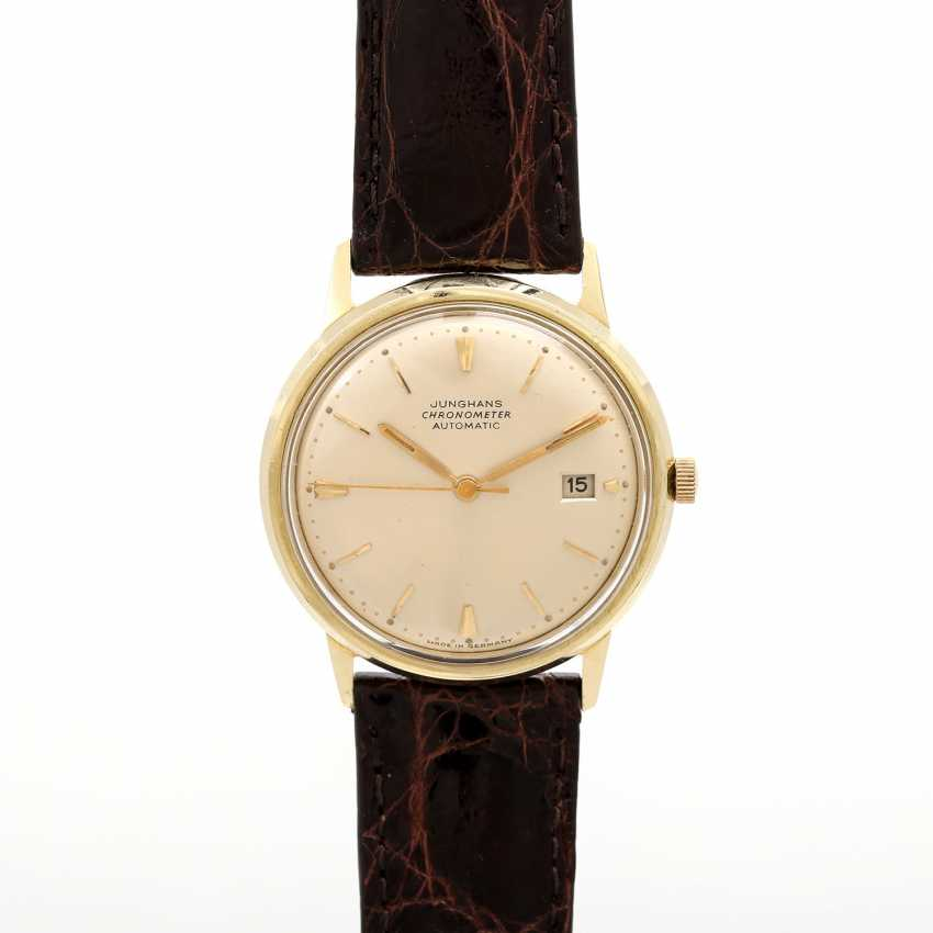 JUNGHANS Chronometer Vintage men's watch CA. 1950 / 60s. - photo 1