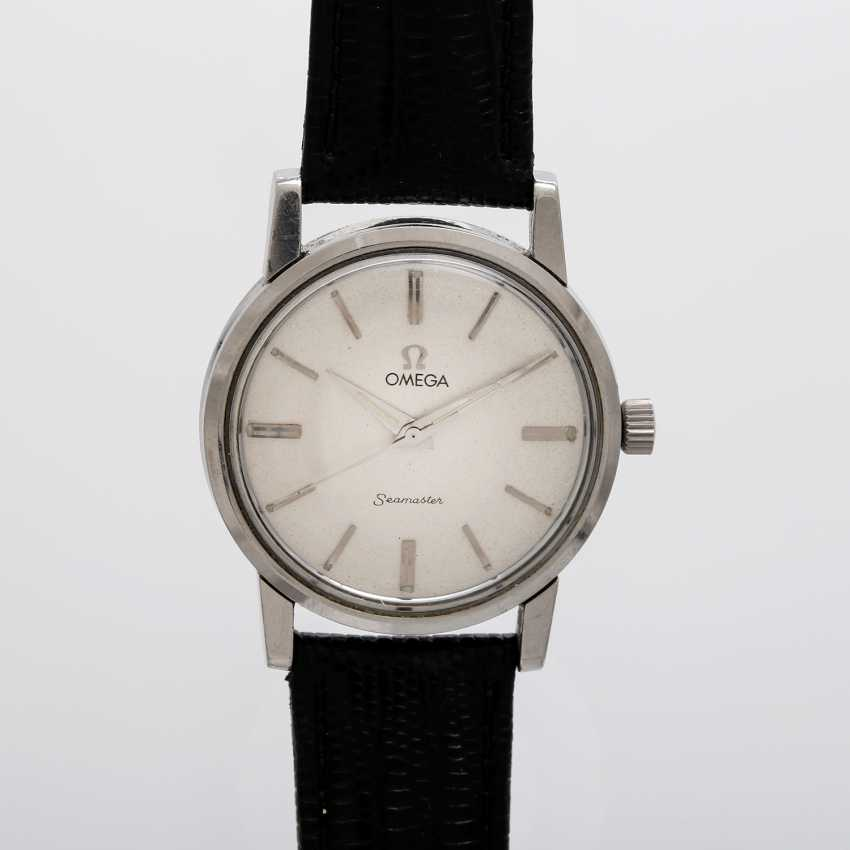 OMEGA Seamaster Vintage men's watch, Ref. 2964-1 SC, CA. 1950 / 60s. - photo 1
