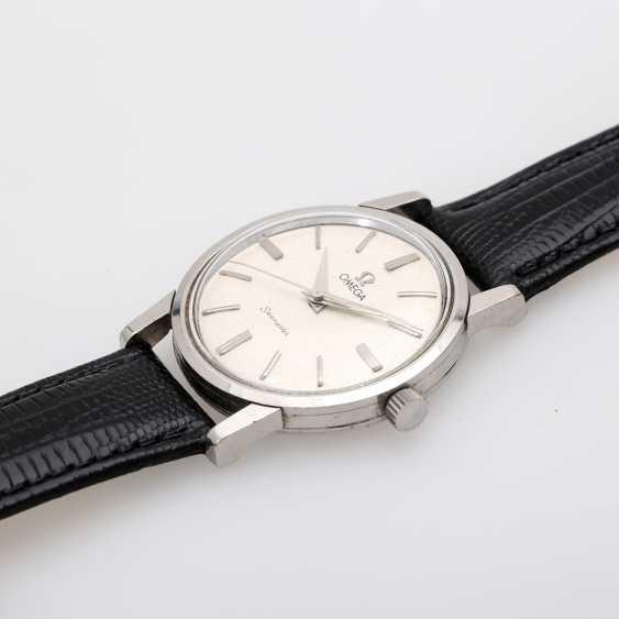 OMEGA Seamaster Vintage men's watch, Ref. 2964-1 SC, CA. 1950 / 60s. - photo 4
