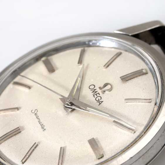 OMEGA Seamaster Vintage men's watch, Ref. 2964-1 SC, CA. 1950 / 60s. - photo 5