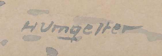 Umgelter, Hermann Stuttgart 1891 - 1962, Maler in Stuttgart-Botnang, Stud. in München. 3 Landschaftdarstellungen - photo 7