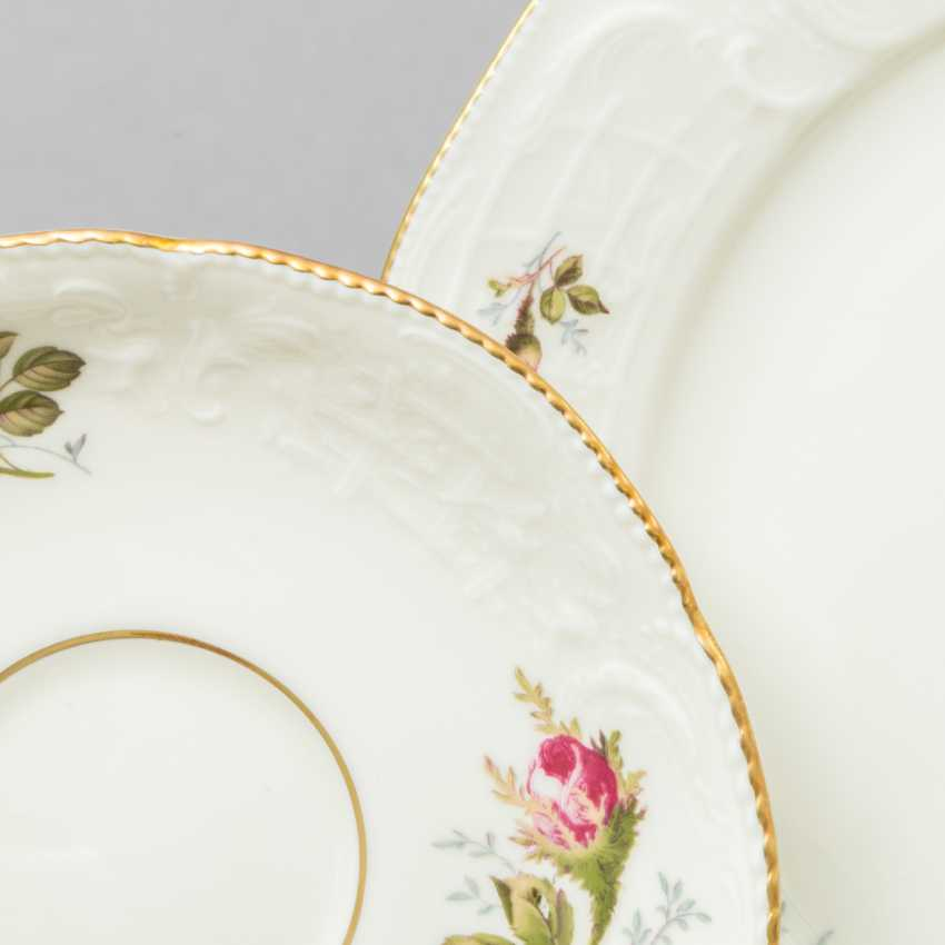 ROSENTHAL coffee service for 6 persons 'Sanssouci Rose', 20. Century - photo 2