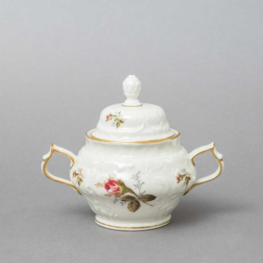 ROSENTHAL coffee service for 6 persons 'Sanssouci Rose', 20. Century - photo 4