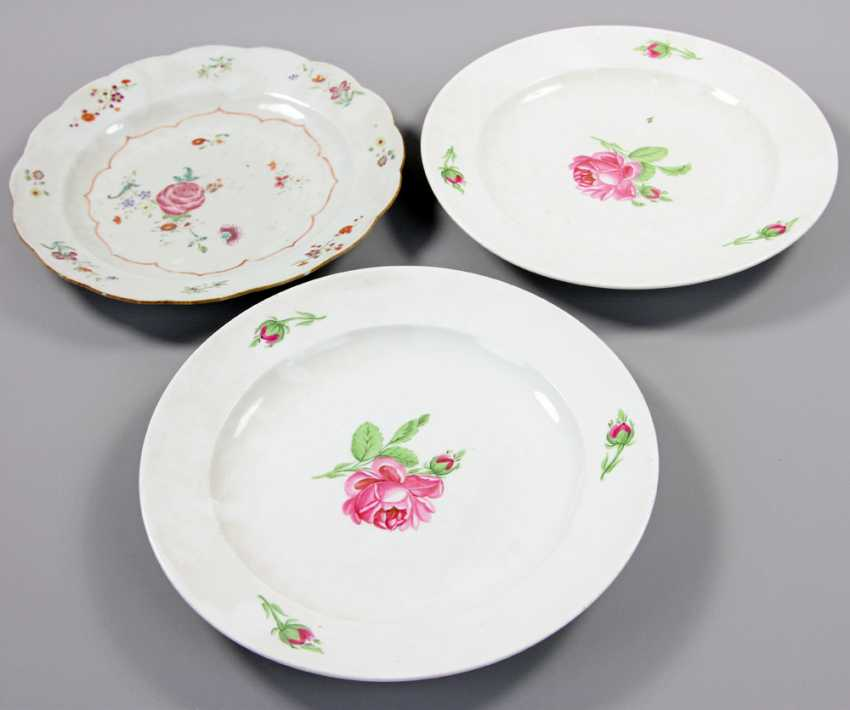 MEISSEN, two dishes, to 1800, 1.Choice - photo 1
