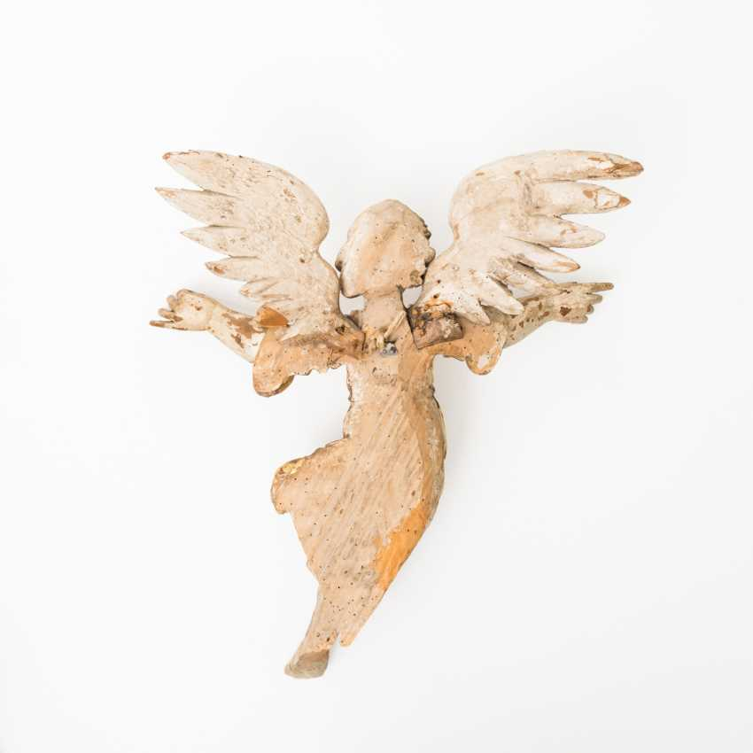 PAIR OF FLOATING ANGELS - photo 2